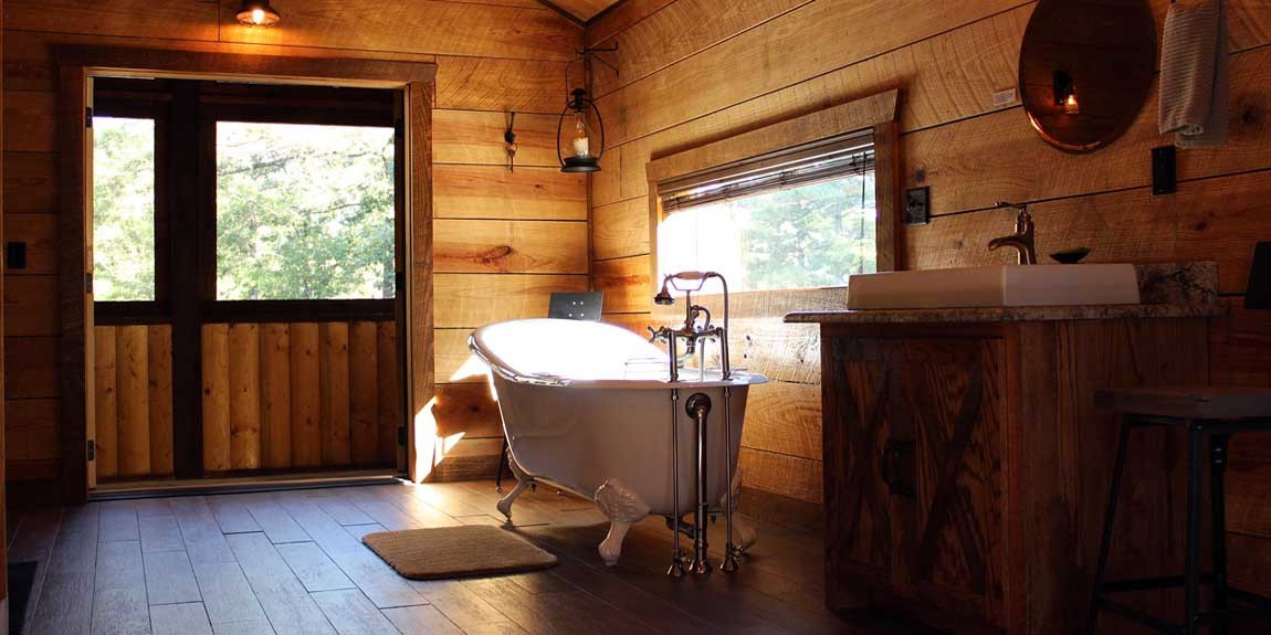 Beavers Bend Cabins | Broken Bow Cabins | Beavers Bend Log Cabins