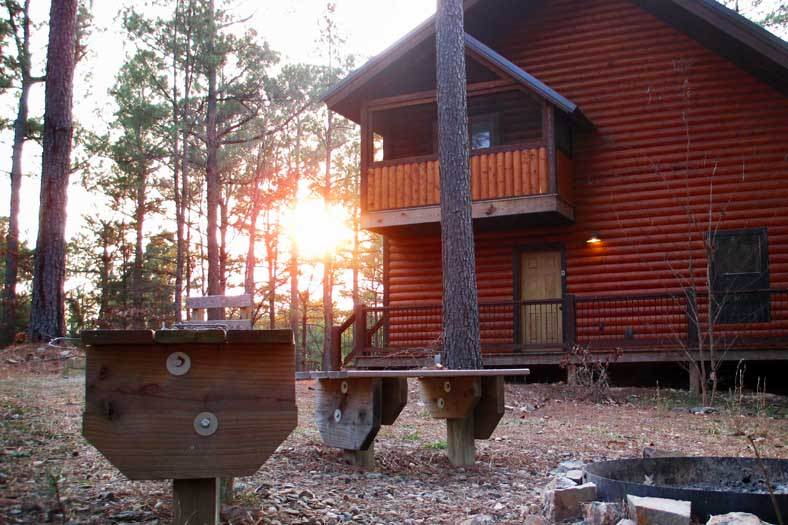 Beavers Bend Cabins And Broken Bow Cabins Offered By