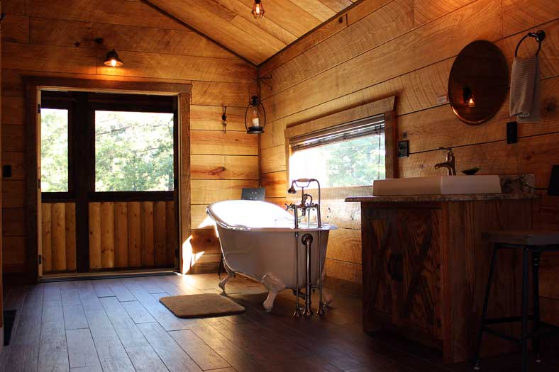 Beavers Bend Cabins and Broken Bow Cabins offered by Beavers