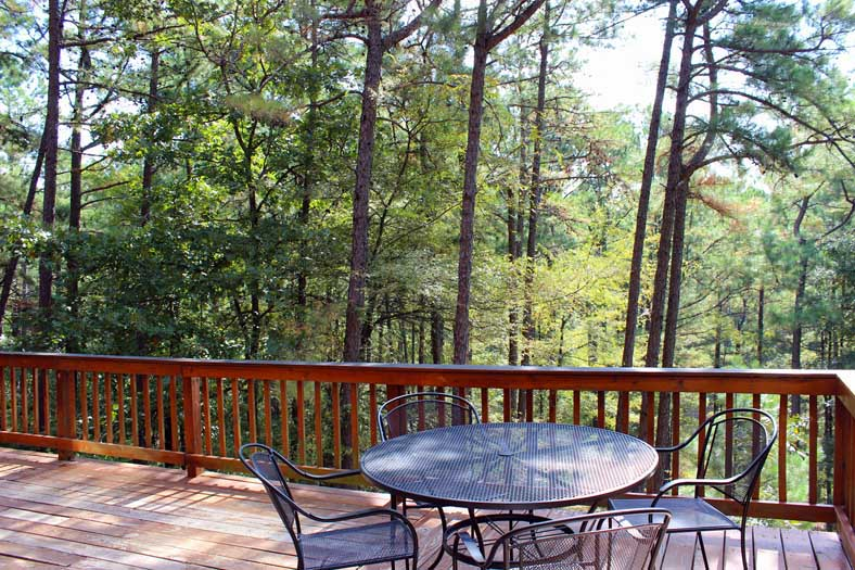 Secluded Broken Bow Cabins With Private Fishing Pond