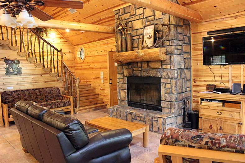 Water S Edge Secluded Beavers Bend Cabin On 40 Private
